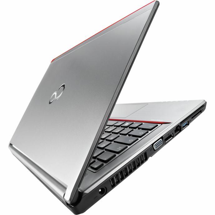 """Fujitsu Lifebook E734, i5-4300M/500GB/4GB/13.3""""/win10 Pro"""
