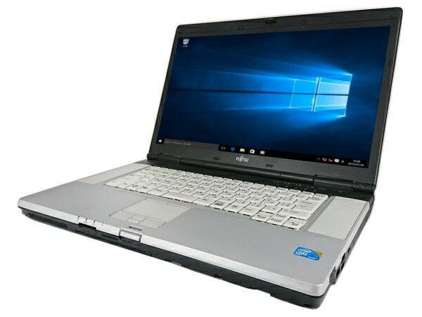 FUJITSU LIFEBOOK, INTEL 2.53 GHZ, 120GB SSD, 4GB RAM, WIN 7, OFFICE