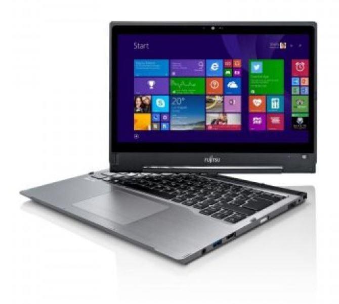 Fujitsu Lifebook T936 2-in-1 Ultrabook i5-6200U SSD Full-HD Win 10 Pro