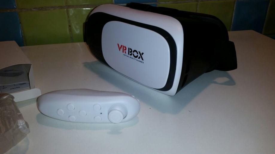 Virtualne naočale VR-Box + bluetooth daljinski