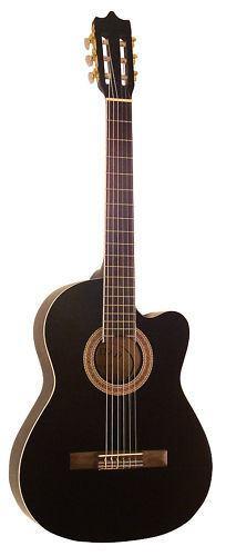 Ozvučena klasična gitara MSA   + futrola, remen, štimer, kabel.