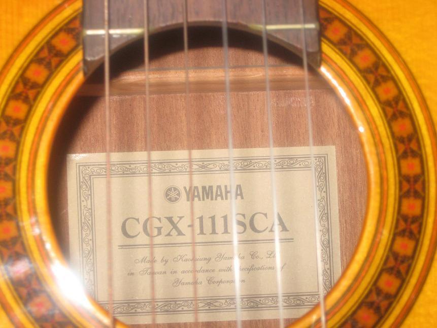 yamaha-cgx-111sca-slika- ...