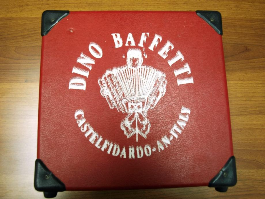 Dino Baffetti Harmonika