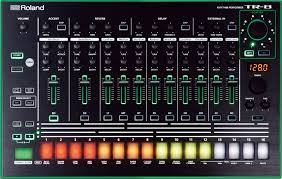 Roland Aira TR-8(7x7 ekspanzija)