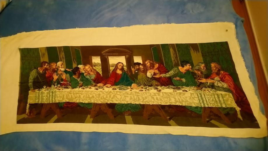 Vilerov goblen Posljednja večara