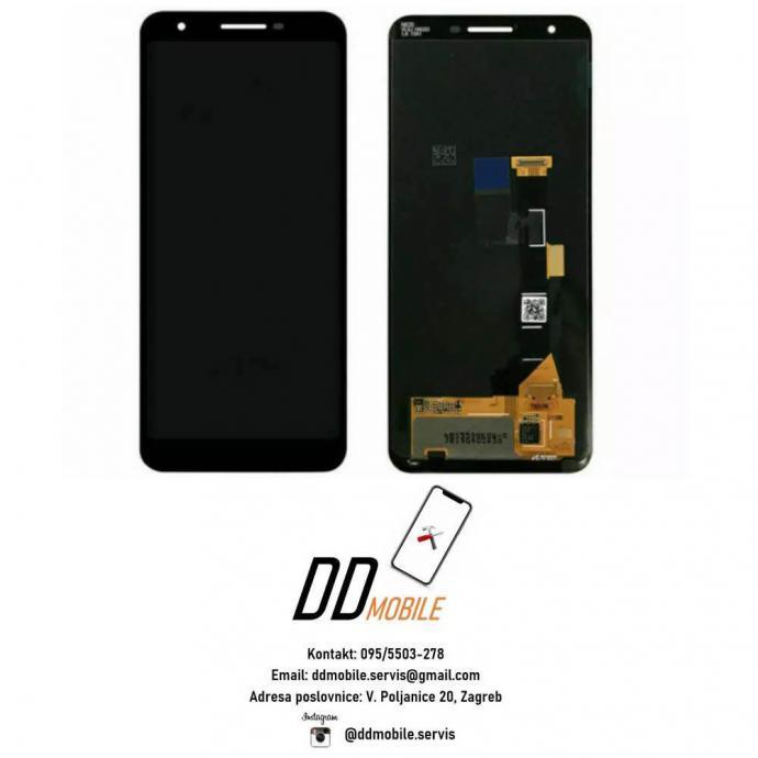 ⭐️Google Pixel 3A ekran NOVO (garancija/racun)⭐️