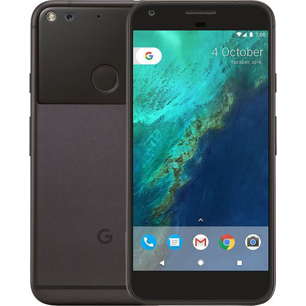 "GOOGLE PIXEL XL, 4 GB RAM, 128 GB SD, 5,5"", 3450 mAh,  ANDROID 10 (Q)"
