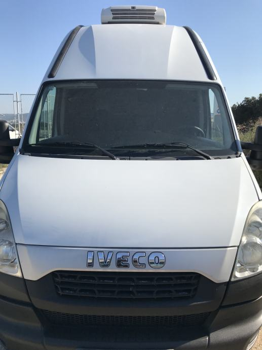 Kombi iveco daily 35s13  2012g