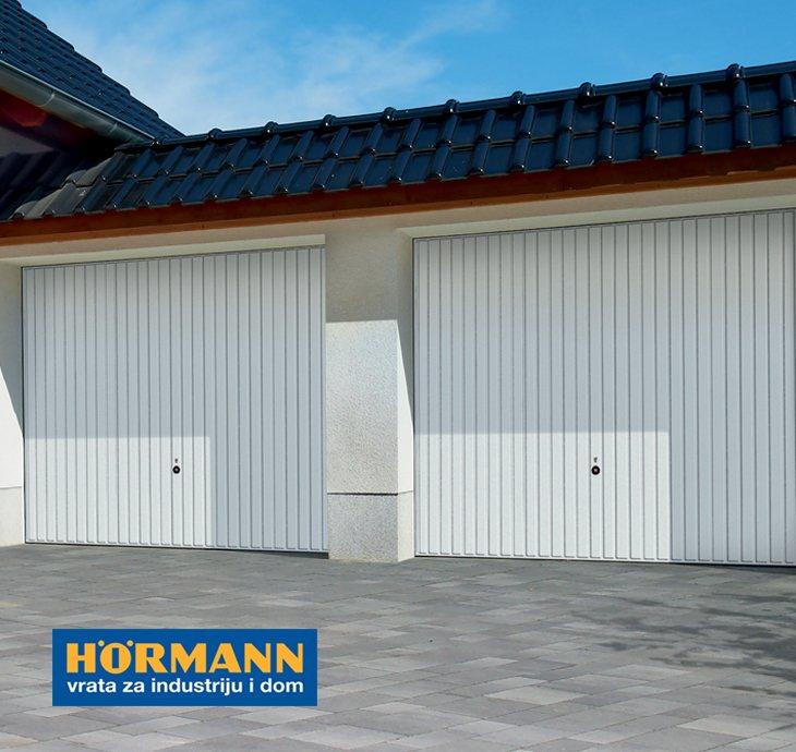 VELIKA AKCIJA!! Garažna vrata za podzemne garaže Hormann