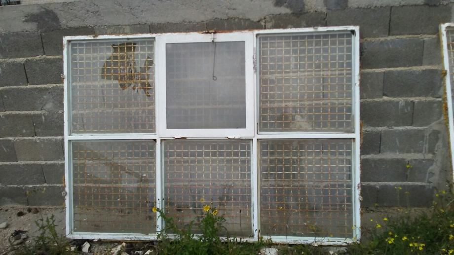 Prozori za gaeaže i hale
