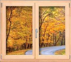 PROZORI SA GRILJAMA drveni prozori AKCIJA