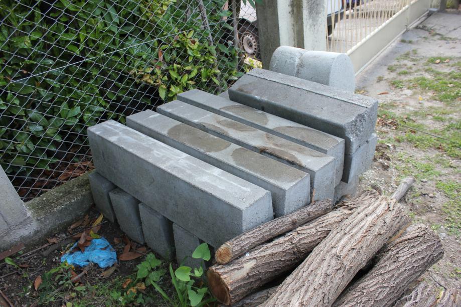 Betonski rubnjaci za kolnik