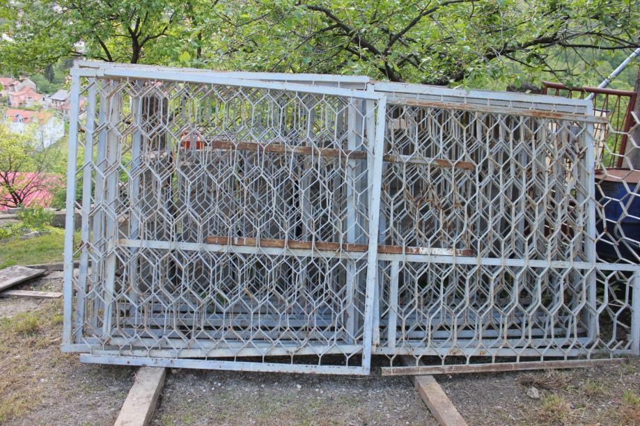Čelična ograda