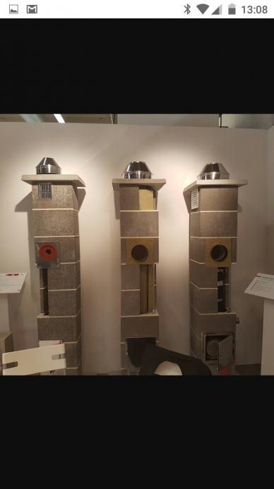 Plinski Dimnjaci za plinska kondenzacijska trošila - Multi ponuda