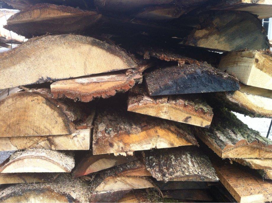 Drva za ogrijev Ogrijevno drvo  kockice okrajci185 kn