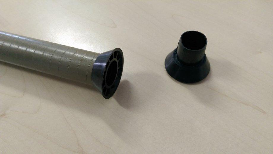 Konus plastični čep za juvidur cijev