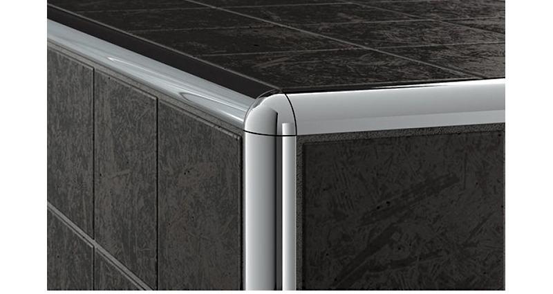 Kutni puni obli profil za keramiku 8mm pvc sjajno bijeli - Profili per piastrelle rivestimento ...
