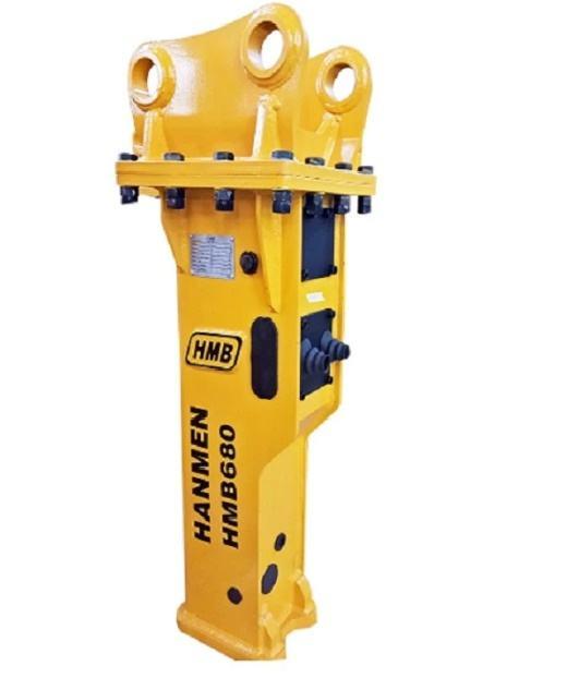 Novi hidraulični čekić HMB680