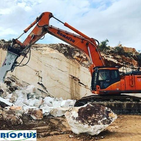 Hidraulični čekić  AJCE 4390kg  AB1500 M - za strojeve 40 -65 tona