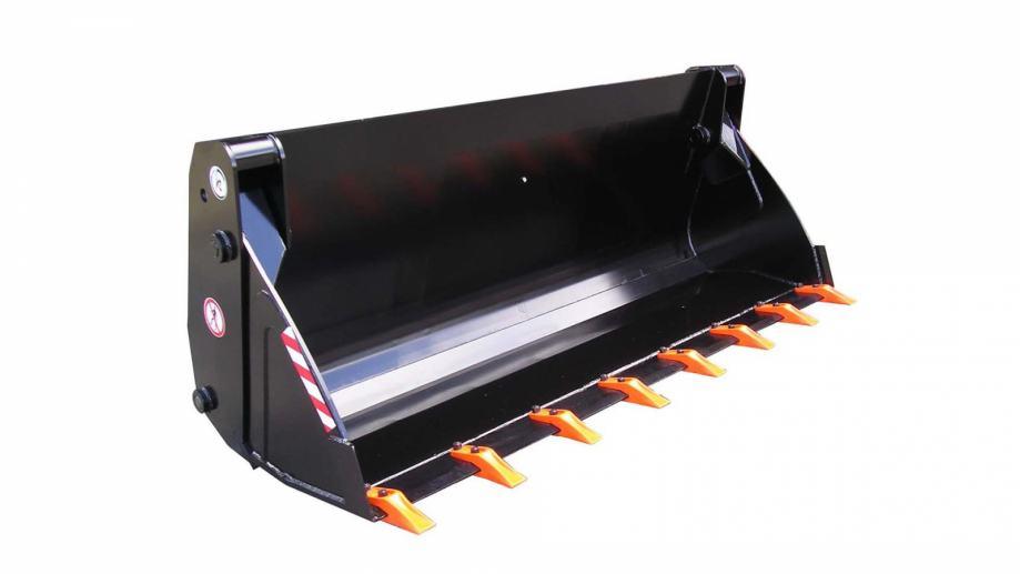 Korpa krokodilka za mini utovarivač svih proizvođača BOB CAT , CAT ,.