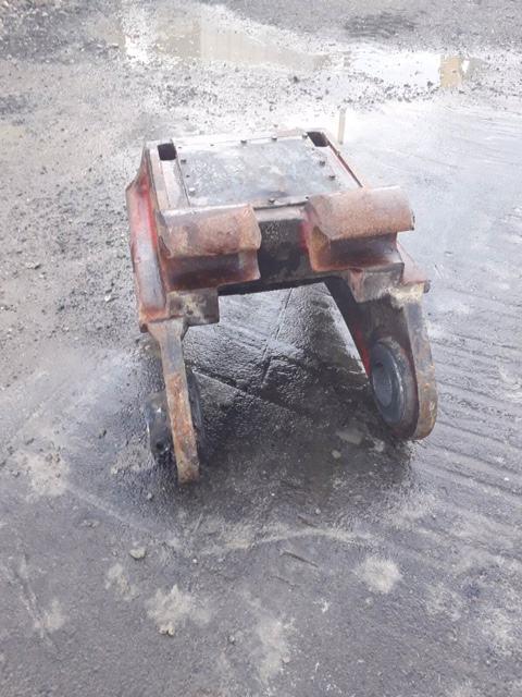 Rabljena mehanička brza spojka za bagere - Lehnhoff SW25 SD