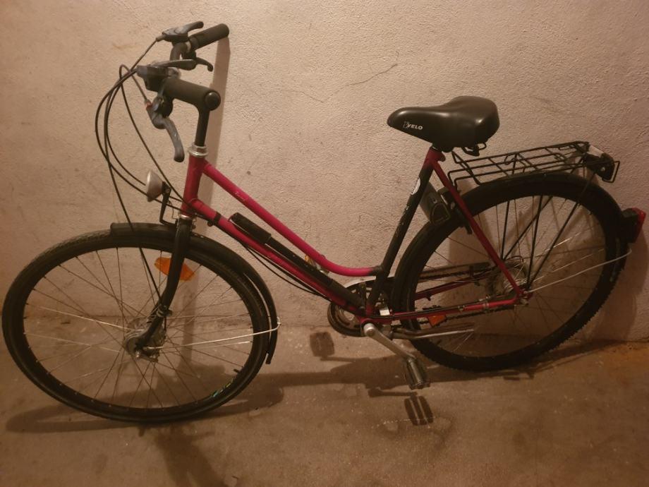 Bicikla VELO