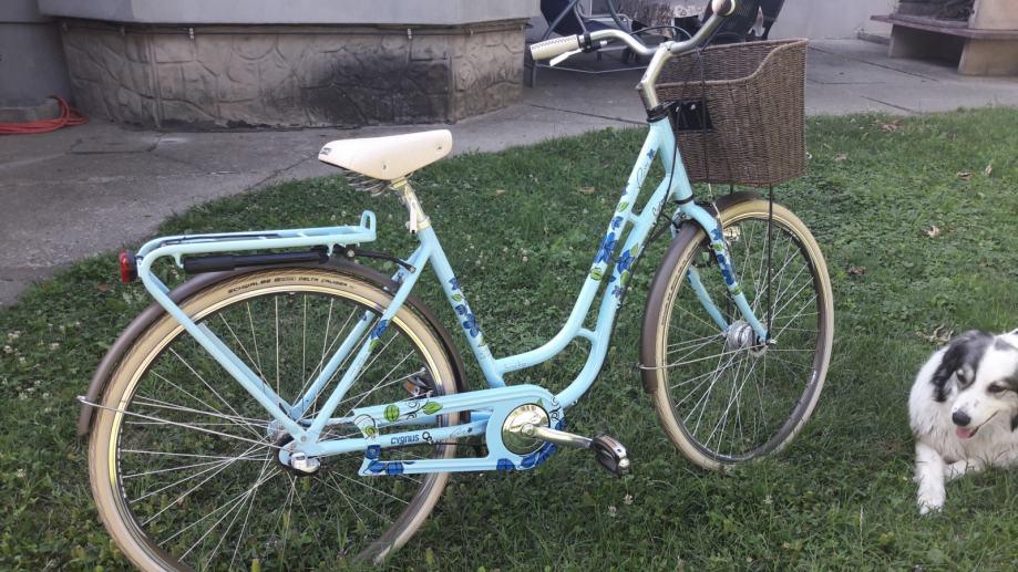 Cygnus Pic Nic Blue bicikl e70dcc7d0a