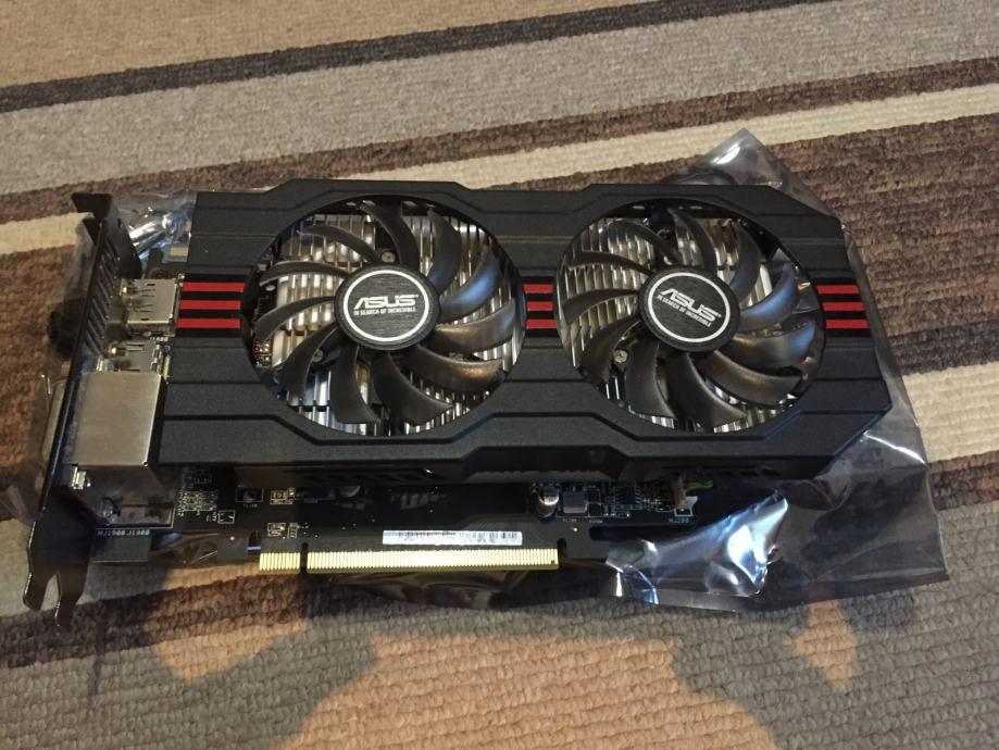 ASUS R7 260X, 2GB DDR5