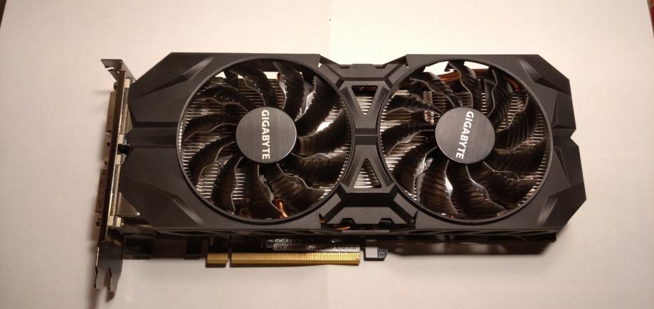 GTX 960 2Gb Windforce