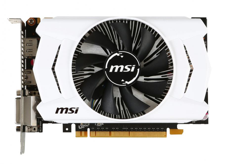 MSI GeForce GTX 950 2GB GDDR5 OC grafička kartica