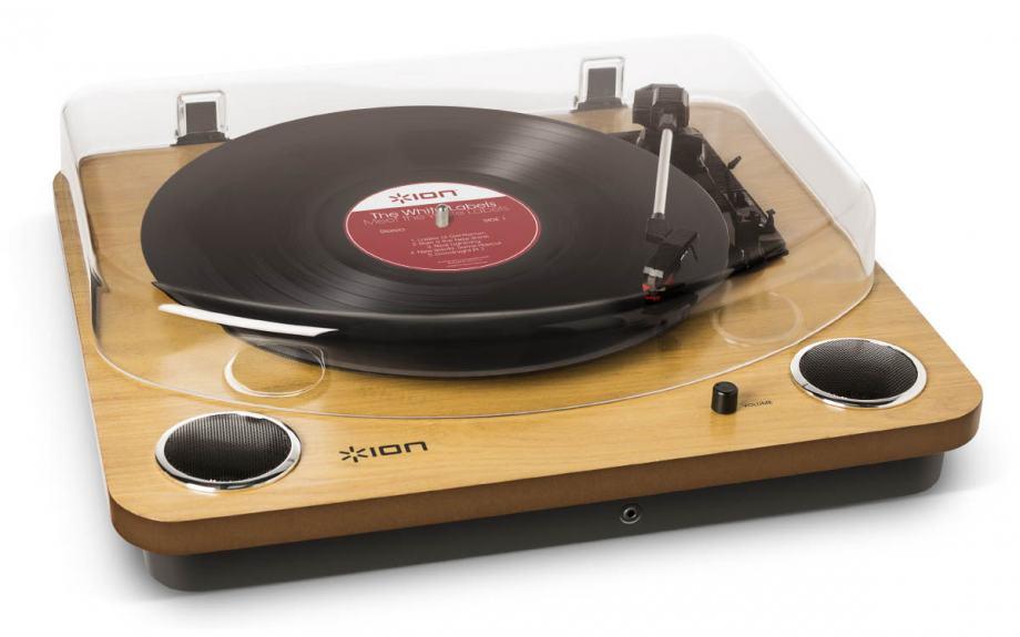 Gramofon ION Max LP