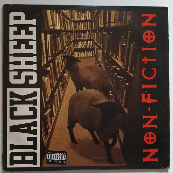 2LP BLACK SHEEP- NON FICTION (USA)- prodano