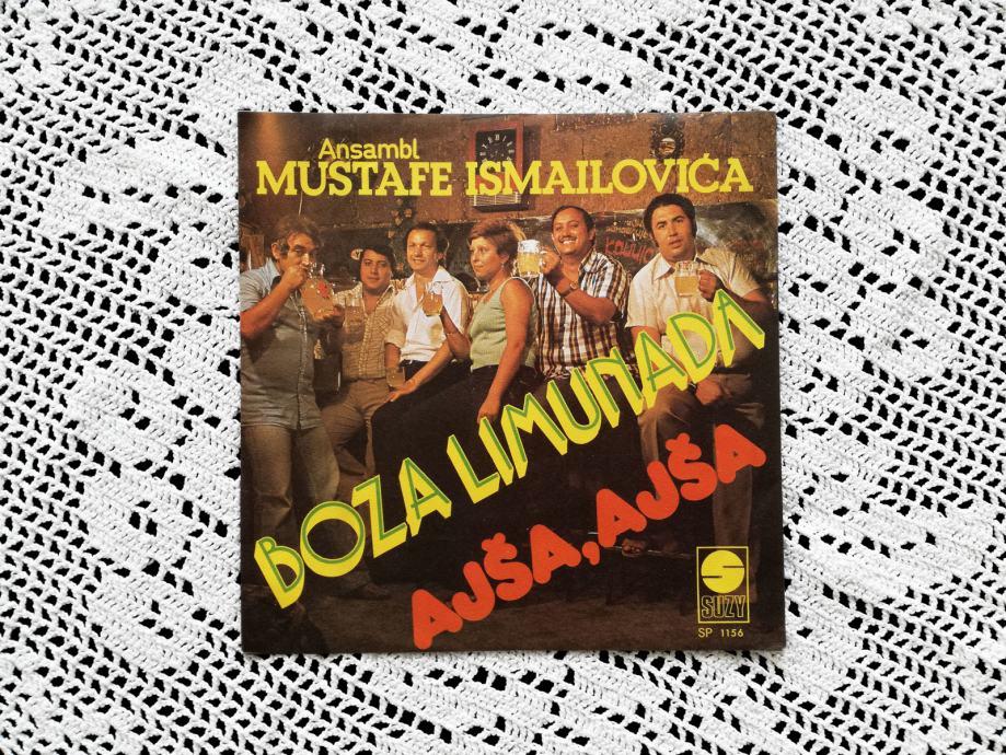 """Ansambl Mustafe Ismailovića - Boza Limunada (7"""", Single)"""
