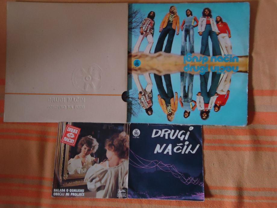 drugi način 28.9.2019 hard place zagreb prva 2 lp i 2 single