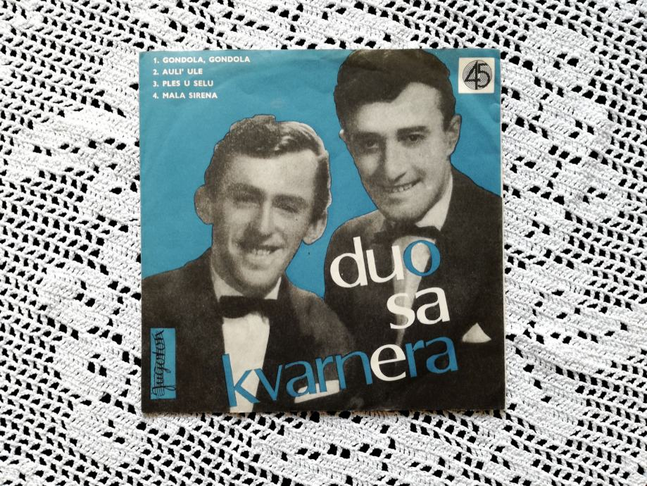 "Duo S Kvarnera - Gondola, Gondola (7"", Single, EP)"