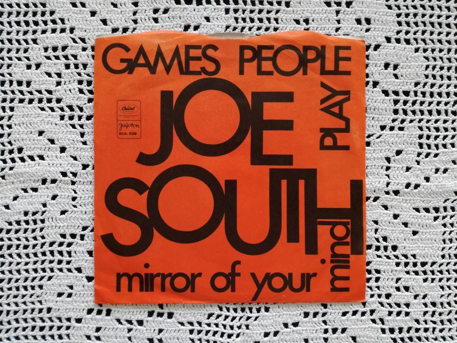 "Joe South - Games People Play (7"", Single)"