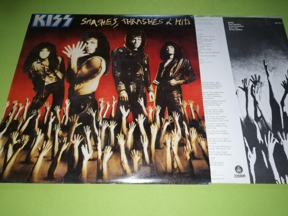 LP-Kiss – Smashes, Thrashes & Hits
