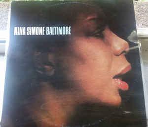 LP NINA SIMONE - BALTIMORE