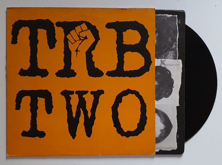 LP TOM ROBINSON BAND- TRB TWO (ITALY)