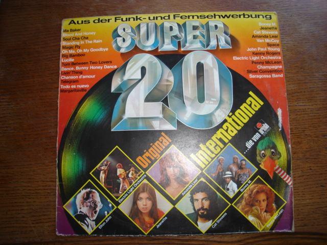 Super 20 Original International