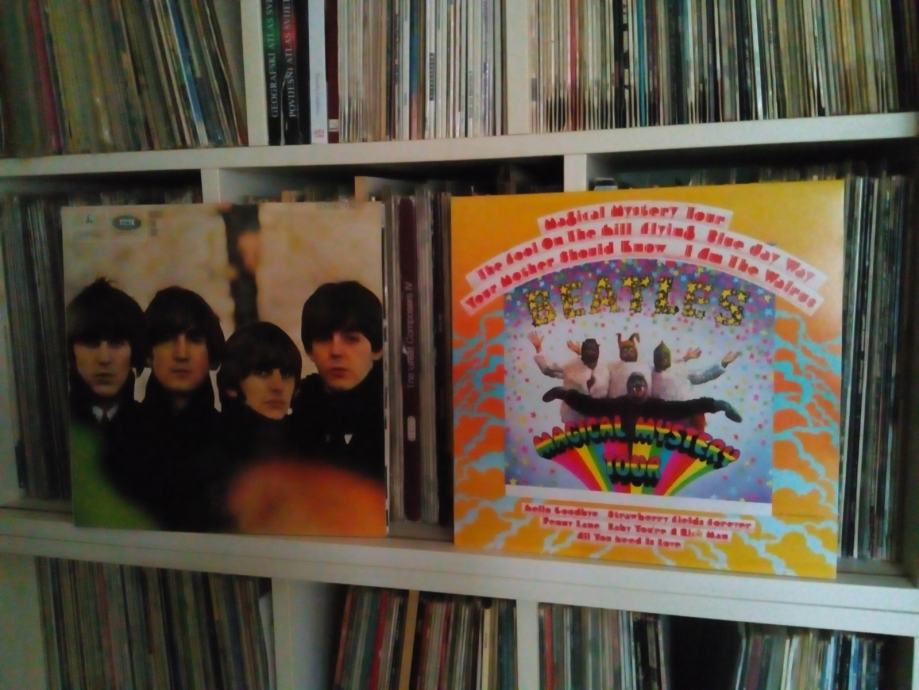 THE  BEATLES    For Sale    -   Magical Mystery Tour
