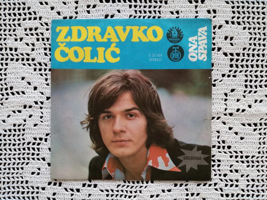 "Zdravko Čolić - Ona Spava (7"", Single)"