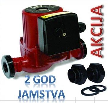 HST crpka, pumpa za centralno grijanje 25-60 sa hol. AKCIJA !!!