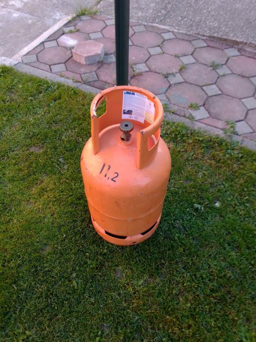 Plinska boca  12 kg