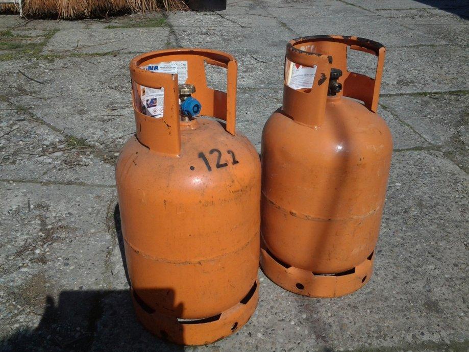plinske boce , atestirane, INA  ...  prazne  .... 259,00 kn