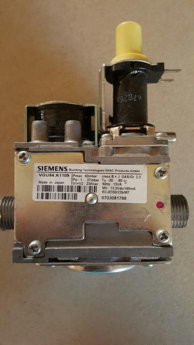 Plinski ventil