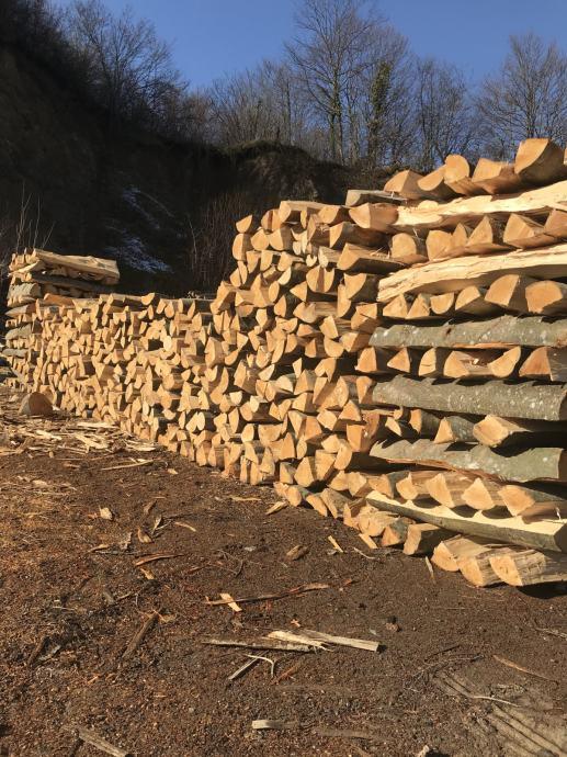 Drva za ogrjev - ogrijev KARLOVAC i okolica