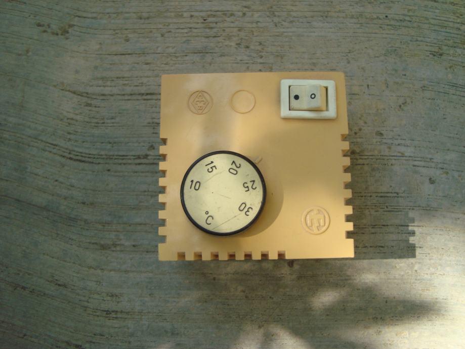 Termostat za termoakumulaciona peć