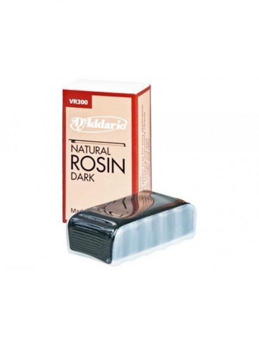 Kolofonij D'addario VR300 Natural Rosin Dark