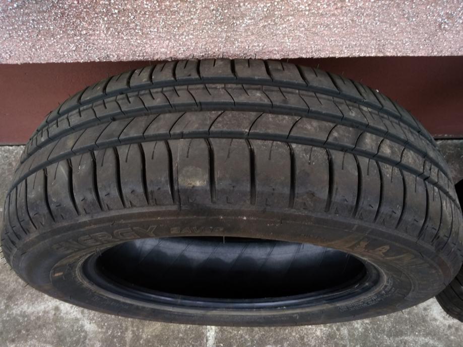 Gume Michelin 185/65/15 ljetna 4 kom., DOT 0215